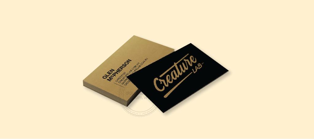 in Card 5 hộp chỉ 100k, in decal, in tờ rơi, tag treo, bao thư ...GIÁ RẺ NHẤT SG - 5